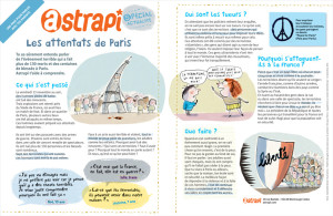 astrapi attentat de paris